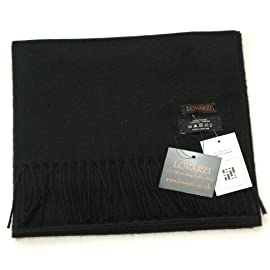 Cashmere Scarf-Pure Cashmere Scarf for Men & Women - Made in Scotland