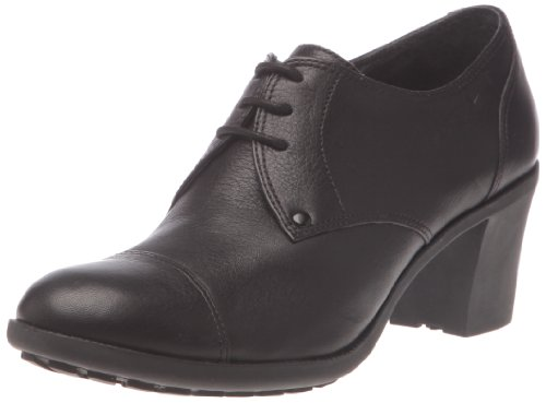 Camper 1912 Tacón 21665 Pumps Womens Black Schwarz (Willy Negro -1) Size: 7 (41 EU)