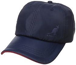 Kangol Men's Nytek Adj Baseball, Navy, One Size