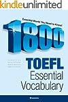 1800 TOEFL ESSENTIAL VOCABULARY (Engl...