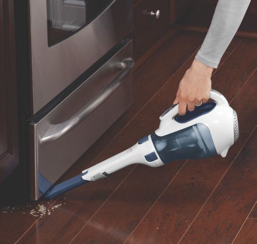 Black Amp Decker Dustbuster Chv1510 Cyclonic Hand Vac Review