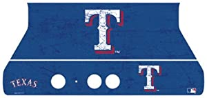MLB - Texas Rangers - Texas Rangers - Solid Distressed - Kinect for Xbox360 - Skinit Skin