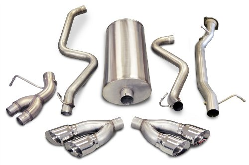 Corsa Performance 14897BLK Sport Cat-Back Exhaust