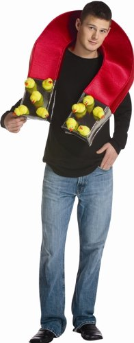 Funny Mens Halloween Party Costume Chick Magnet