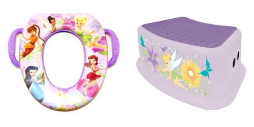 Potty Training Kit - Tinkerbell #1