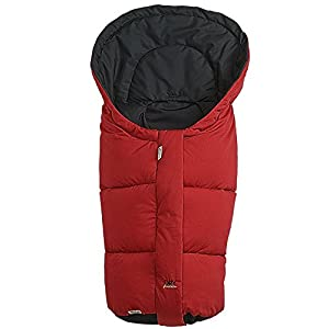 Odenwälder Footmuff Smarty P5 2012, red
