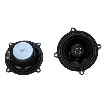 Lautsprecher, DIN 130,13cm, 2-Wege Koax System, 80 Watt von Lomatronix - Reifen Onlineshop