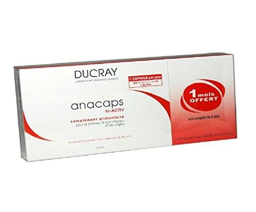 ANACAPS Pack Trio 3x30 Cápsulas