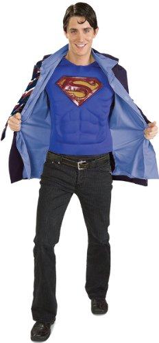 Clark Kent Superman Costume - Standard - Chest Size 46