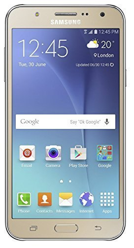 Samsung Galaxy J7 SM J700F  Gold    Scheduled/4 Hour Delivery  Brand Fulfilled  available at Amazon for Rs.10990