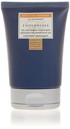I Coloniali Men's Skin Treatment tonificante dopobarba in gel senza alcool 100 ml