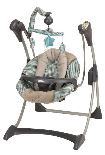 Graco Silhouette Swing, Clairmont