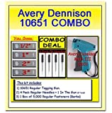 "Avery Dennison Mark III Tagging Gun, 5000 2"" Barb/fasteners"
