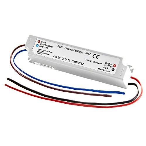 Sweet Led Trasformatore Max. 30W, 2.5A, 12V Driver, trasformatore impermeabile IP67