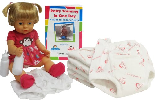 Free Potty Training Kits front-1047250