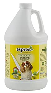 Espree Animal Products Ear Care Cleaner, 1 gallon (3.79 L)