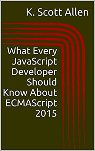 What Every JavaScript Developer Should Know About ECMAScript 2015