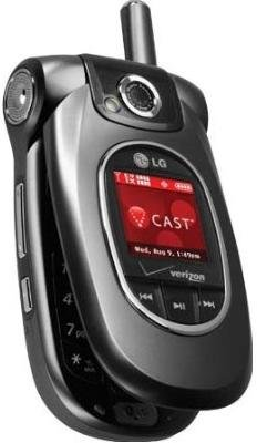 Lg Vx8300 Bluetooth Vcast Cell Phone in Mint Condition for Verizon Wireless with No Contract – Refurbished in Brand New Housing and 30 Day Seller's Warranty (Refurbished)