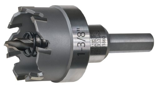 Klein Tools 31860 1-3/8-Inch Carbide Hole Cutter