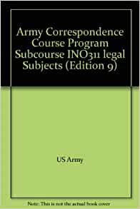 Army Correspondence Course Program Subcourse Ino311 Legal. Caused Fast Food Signs Of Stroke. Cancer Star Sign Signs. Vinyl Signs. Keyboard Signs Of Stroke. Mathematical Signs. Workplace Hazard Signs. Poison Gas Signs. Strength Signs