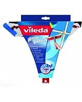 Vileda - 123385 - Raclette Vitre Active 2 en 1