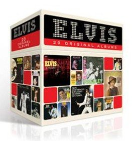 CD, The Perfect Elvis Presley Collection: 20 Original Albums [20CD Box