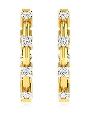 Friendly Diamonds Pendientes FDT12244Y Oro Amarillo