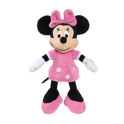 Magical Friends Collection Mini Plush - Minnie Mouse Pink Dress