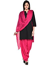 Kismat Collection Women's Pure Cotton Printed Patiala & Duppta Sets (Free Size) - B01L6SG7LA