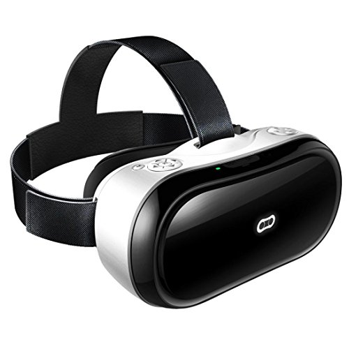 Tiean Magicsee M1 All-in-one Virtual Reality Headset 3D VR Glasses 1080p WIFI
