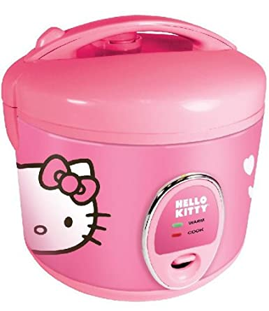 Hello Kitty Rice Cooker – Pink (APP-43209) $29.99