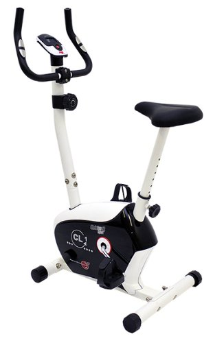 Christopeit Heimtrainer CL 1  Bicicletas estaticas y de spinning para fitness