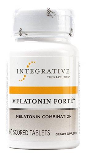 Intégrative Therapeutics - Forte de mélatonine