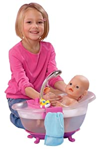 Zapf Baby Born Interactive Bathtub with Duck