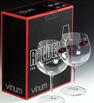 RIEDEL vinum リーデル ヴィノム ワイングラス モンラッシェ 2個組 6416/97