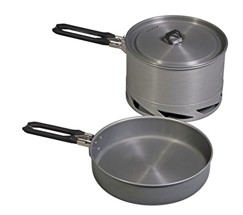 Camp Chef Mountain Series Stryker Pot & Pan Set (Camp Chef Fry compare prices)