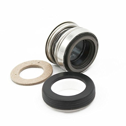 Sta-Rite (Dyna-Glas, Dyna-Max After June 2000)) Pumps (PS-201 Shaft Seal) Same as: (37400-0027S) This is an AMERICAN MADE Replacement Seal (Sta Rite Pool Pump Shaft Seal compare prices)