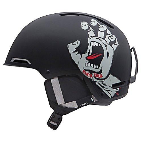 [GIRO] ジロ バトル BATTLE ヘルメット サンタクルーズ スクリーミング ハンド L 【並行輸入品】