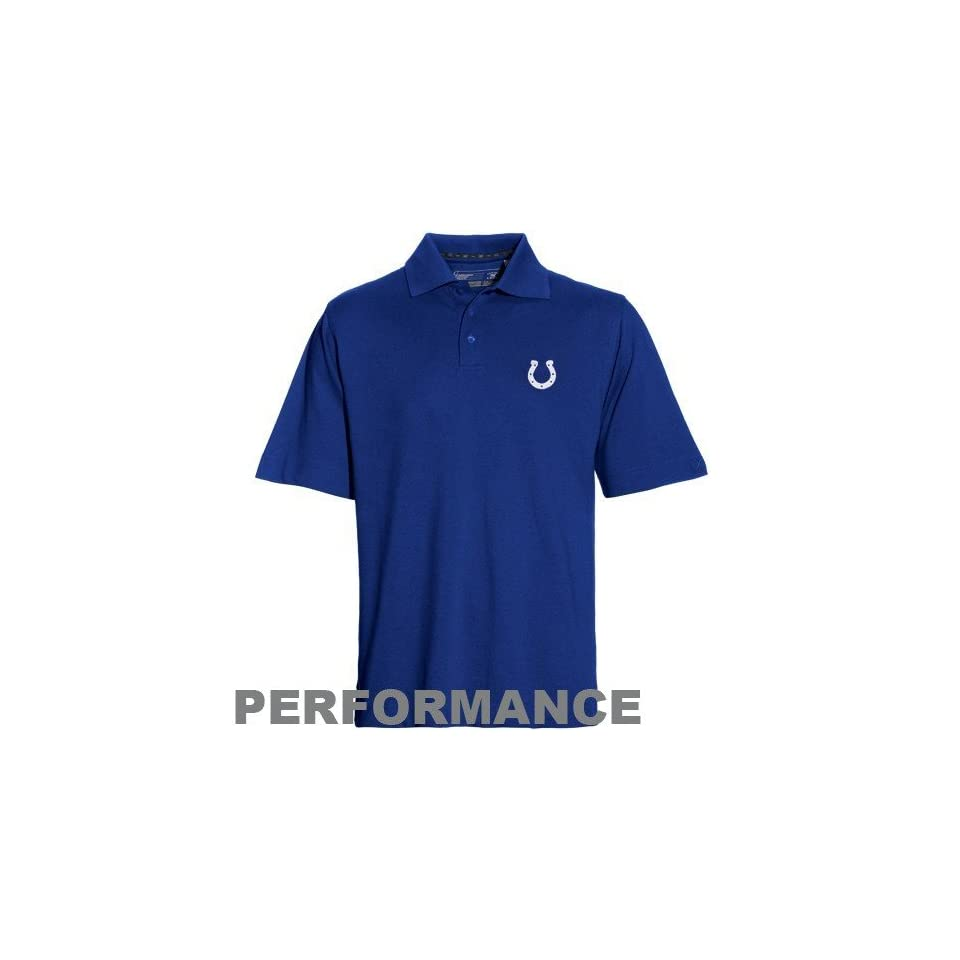 Indianapolis Colt Golf Shirt  Cutter & Buck Indianapolis Colts