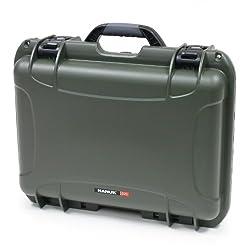 Nanuk 925 Case with Cubed Foam (Olive)