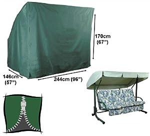 housse pour balancelle de jardin 4 places gamme confort jardin. Black Bedroom Furniture Sets. Home Design Ideas