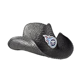 NFL Tennessee Titans Black Cowboy Hat by Littlearth
