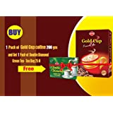 Duncans Gold Cup Coffee-200 Gm And Get DD Green Tea -Tea Bag 25 N Free