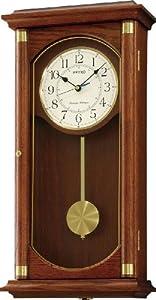 seiko wall clock dual chime pendulum seiko