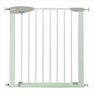 Lindam Push To Shut Baby Safety Gate with Extra Wide Doorway