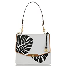 Ophelia Lady Bag<br>Monaco White