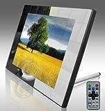 【Amazonの商品情報へ】KEIAN 8インチデジタルフォトフレーム ブラック KDPF808-BK