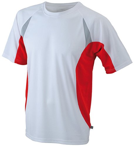 Mens Running T Shirt, Tee, Jogging, Sports, Quick Drying