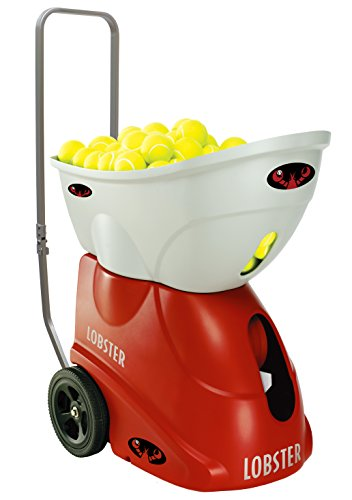 Lobster Sports Elite Liberty Tennis Ball Machine (Lobster Elite Remote compare prices)