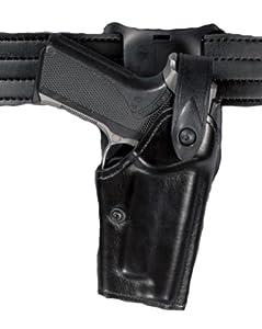 Safariland 6285 Level II SLS Retention Duty Holster, 1.50-Inch Belt Drop, Black, STX Tactical, Sig P229R DAO (Right Hand)